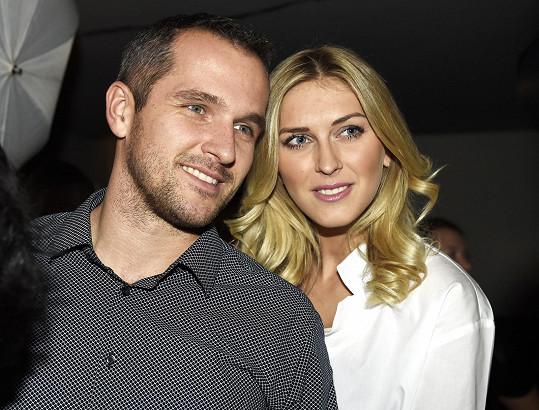 S manželem Mírou Hejdou