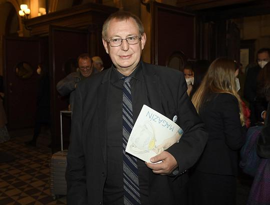 Nechyběl ani jeho předchůdce Jiří Hromada.