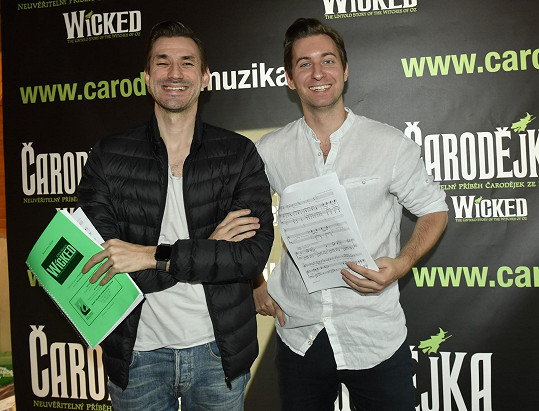 Dan s Tomášem Vaňkem, který je třetí alternací.