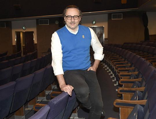 Marian Vojtko začal znovu studovat na vysoké škole.