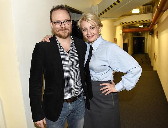 S režisérem představení Guyem