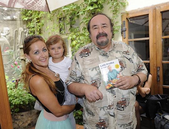 S dcerou Lenkou