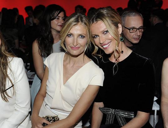 Tereza a Veronika jsou dlouholeté kamarádky.