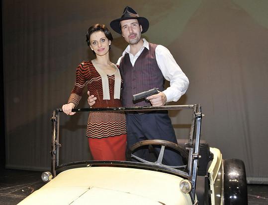 Bonnie a Clyde, neboli Markéta a Vašek