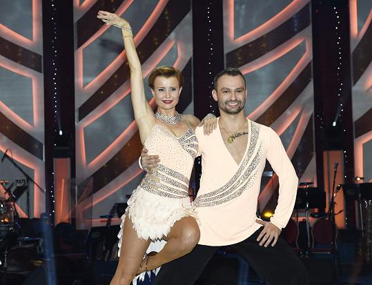 Tanec i tanečník jí budou chybět.
