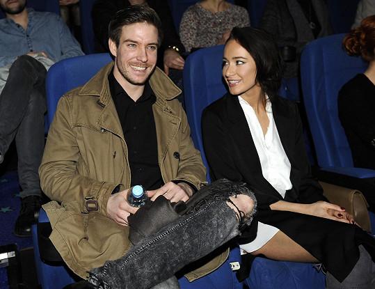 Vladimír a Karolína tvoří hezký pár.
