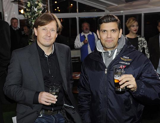 Pavel Kožíšek a Petr Vojnar