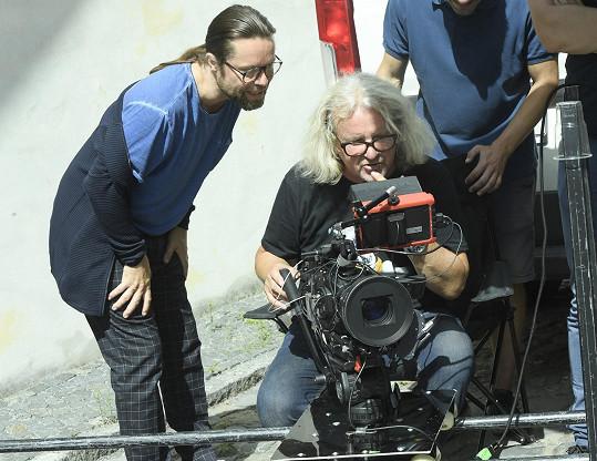 Režisérem filmu je F. A. Brabec.