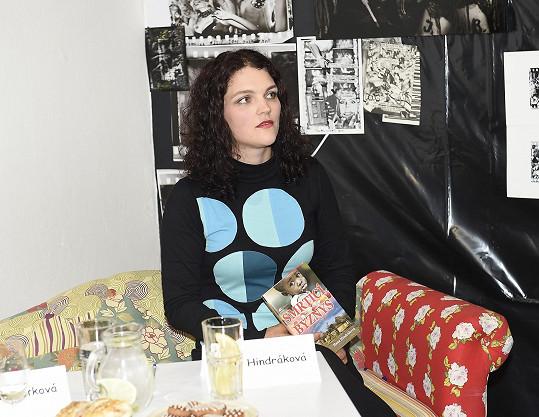 Hana Hindráková napsala knihu Smrtící byznys.