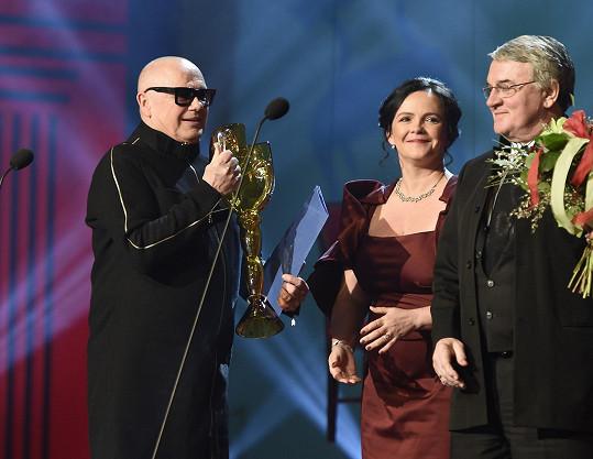 Za celoživotní dílo v muzikálovém oboru si cenu Thálie odnesl Jiří Korn.