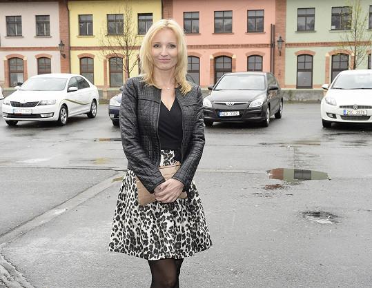 Petra Paroubková je dva měsíce po krvácení do mozku.