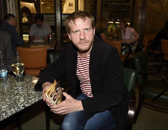 Pavel Batěk z Přístavu byla také na film zvědavý.
