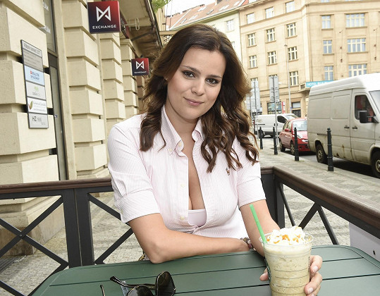 Ornella popřela románek s tenistou Radkem Štěpánkem.