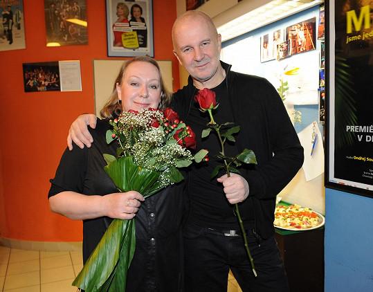 Ondřej Soukup a Gabriela Osvaldová slaví patnácté výroční svého muzikálu Johanka z Arku.