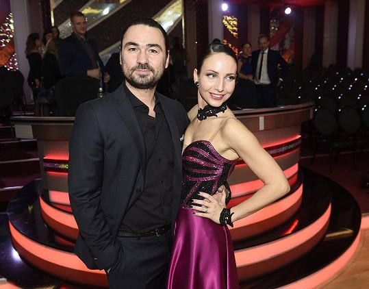 Veroniku přišel podpořit manžel Biser Arichtev.