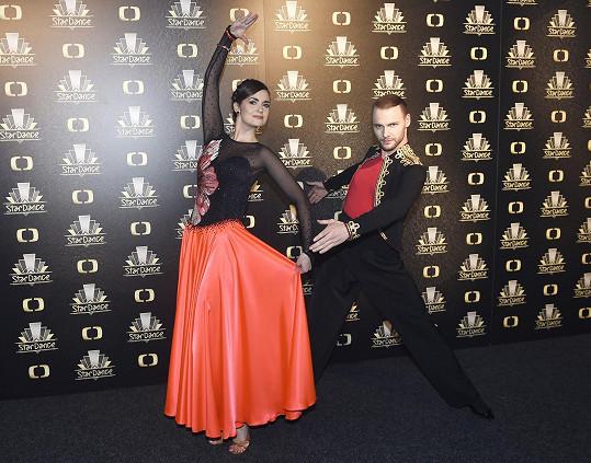 Daniela je šťastná, že s Michalem Mládkem došla tak daleko.