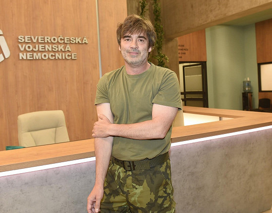 Pavel Řezníček prozradil, jak trávil období pandemie.