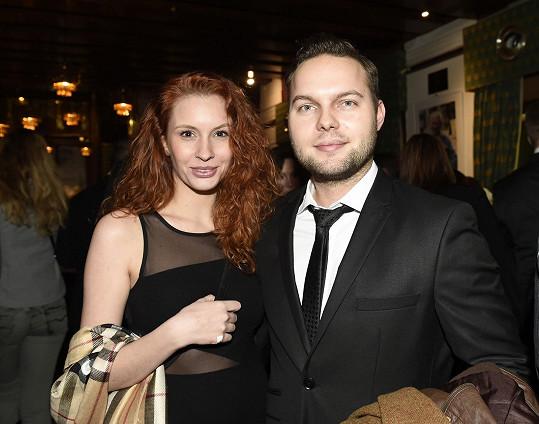 S přítelem, režisérem Danem Pánkem