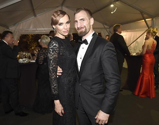 Hanka s manželem