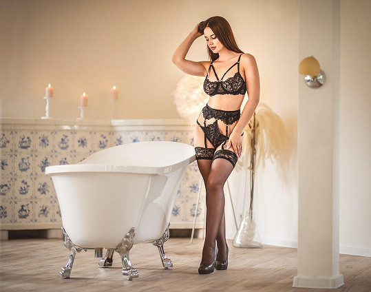 Fotila novou kampaň spodního prádla.