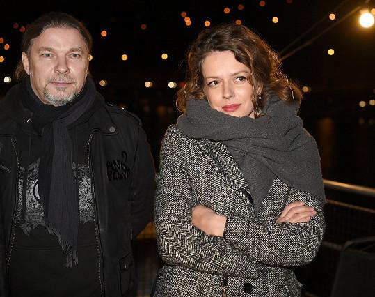 S další protagonistkou akce Andreou Růžičkovou Kerestešovou