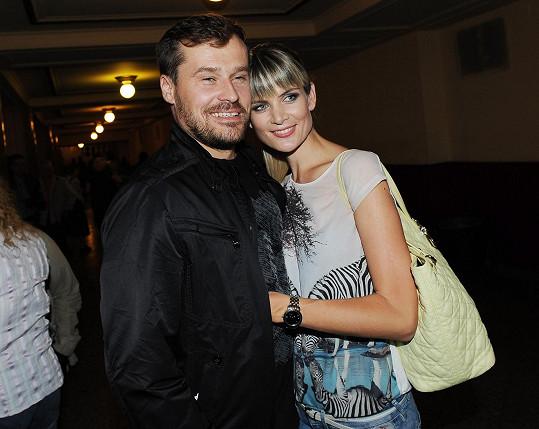 Ivetu na akci přišel podpořit její manžel Jaroslav.