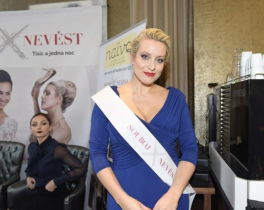 Tereza Mátlová se stala patronkou soutěže Souboj nevěst.