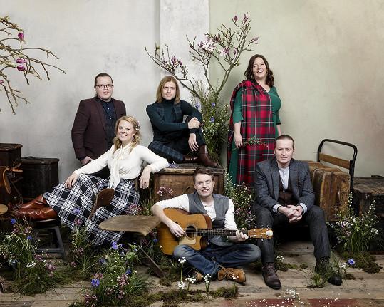 The Kelly Family přijedou koncertovat do Prahy.
