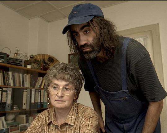 Vorel ji obsadil do role matky Jakuba Koháka ve filmu Instalatér z Tuchlovic.