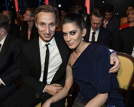 S přítelem Michalem Zemanem