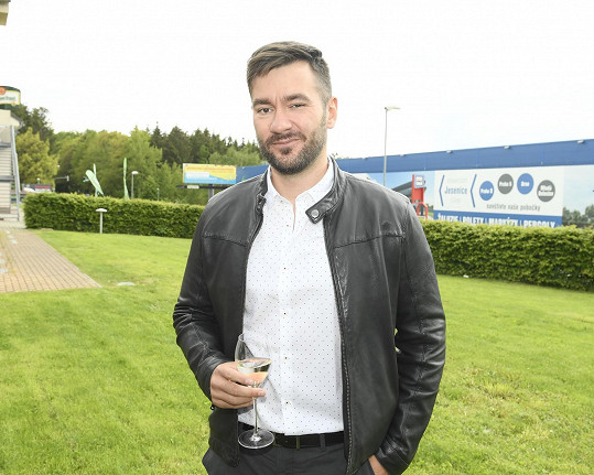 Marek Ztracený daroval 250 tisíc Kč.