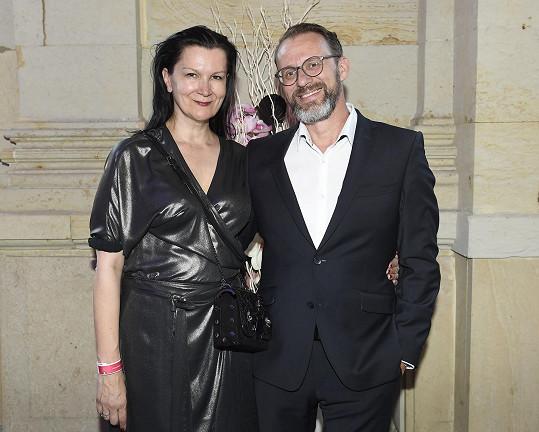 Táňa Kovaříková s přítelem Petrem