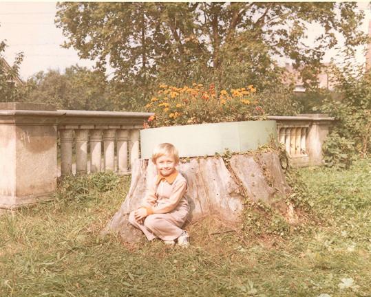 Pavlovi je 4 a půl roku a začíná vymýšlet lumpárny.