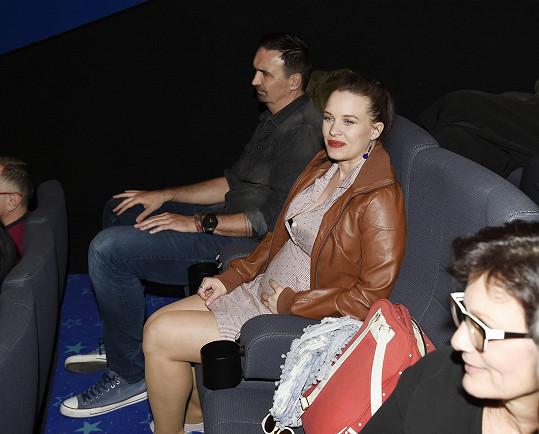 Kristýna v kině