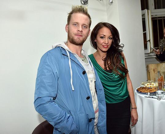 Jakub s manželkou Agátou