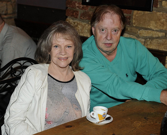 Eva Pilarová s manželem Honzou Kolomazníkem žila 36 let.