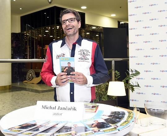 Michal Jančařík napsal čtvtého průvodce po Česku.