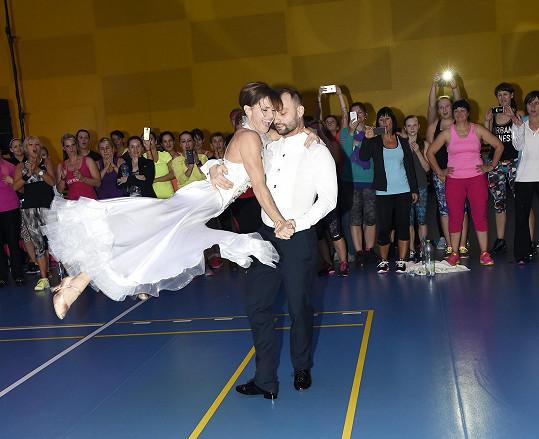 Znovu předvedli své famózní tango.....