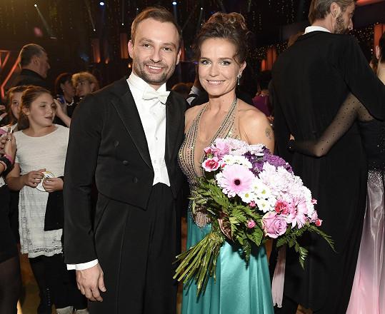 Olga Šípková a Marek Dědík nečekaně skončili ve StarDance.