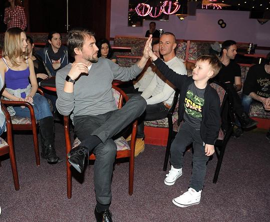 Oba chtějí hrát v muzikálu Děti ráje, který se v září vrací.