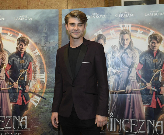 Prince ztvárňuje Marek Lambora.