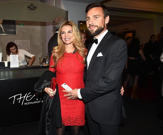 Zatím nikdo netuší, proč Roman Vojtek opustil těhotnou manželku.