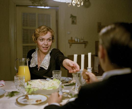 Dagmar Havlová v roli laskavé maminky