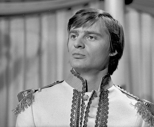 Ivan Luťanský v pohádce A nebojíš se, princezničko? (1980)