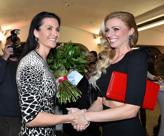 S finalistkou České Miss Veronikou Kašákovou