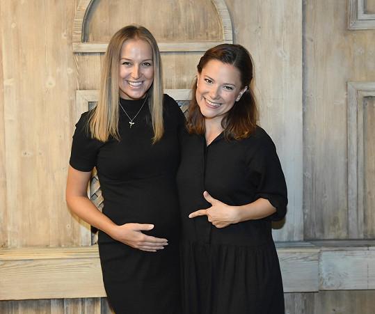 V představení ji bude střídat Ivana Korolová, která už je maminkou.
