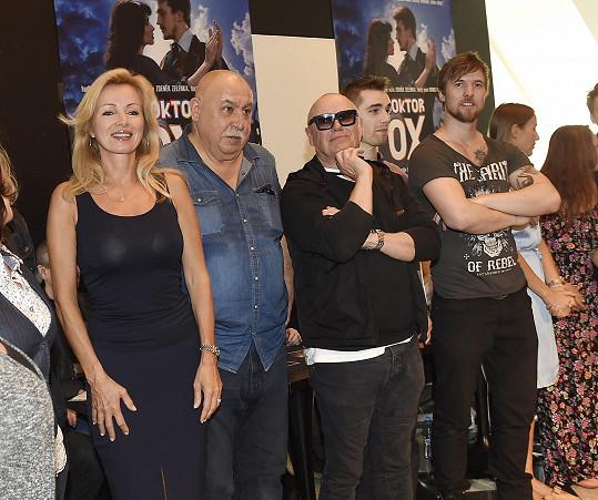 Andrej Hryc si s Kateřinou Brožovou a Jiřím Kornem zahraje v novém muzikálu.