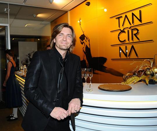 Petr Čadek právě otevřel nové designové taneční studio, které v Čechách nemá obdoby.
