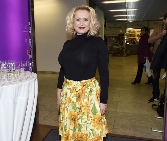 Miluška Bittnerová prozradila své plány na prosincové svátky.