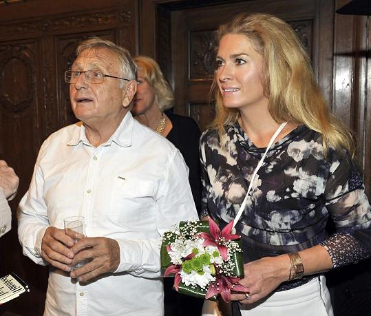 S Olgou Menzelovou